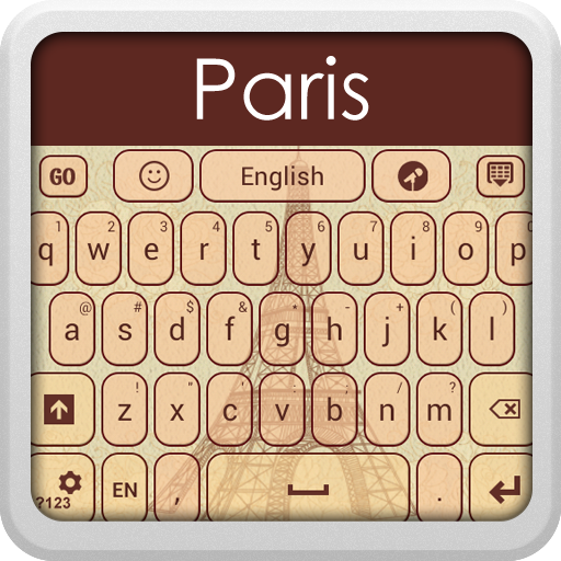 巴黎键盘 個人化 App LOGO-硬是要APP