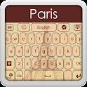 Paris clavier icon