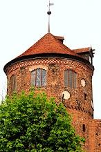 Photo: mittelalterlicher Burgturm an dem Fluss Elde (Ersterwähnung Mitte des 14. Jahrhunderts)   http://www.beepworld.de/members5/jennus/staatssicherheit.htm