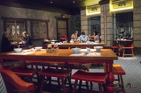 上海料理店「新上海」