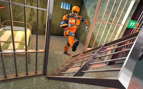 Download Robot Prison Escape For PC Windows and Mac apk screenshot 2