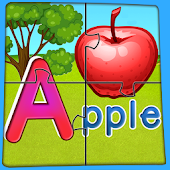 Kids & Toddler : ABC Puzzle And Flash Cards Android APK Download Free By A1games