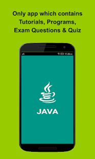 Java Programming screenshot