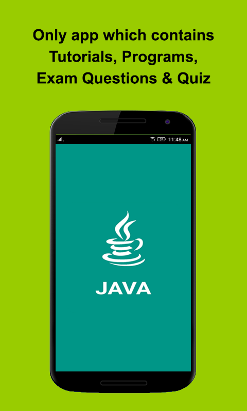 Screenshots of Java Programming for iPhone