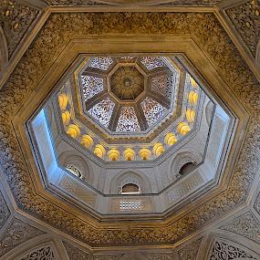 Palácio de Monserrate by Julio Cardoso - Buildings & Architecture Architectural Detail ( palácio de monserrate, francis cook, romantismo, sintra, portugal )