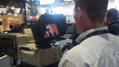 Photo: Canon at the 2012 NAB Show
