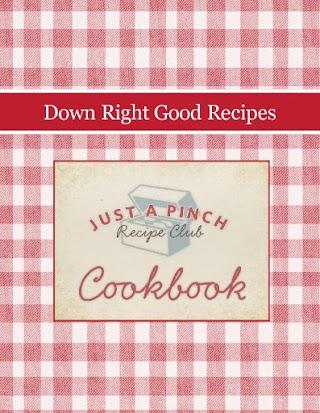 Down Right Good Recipes