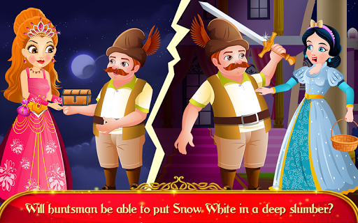 Baby Hazel Snow White Story 4 screenshots 5