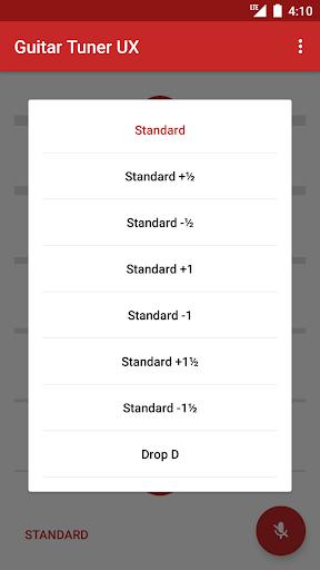 Guitar Tuner - Pro guitar tuning app 2.0.9 screenshots 2