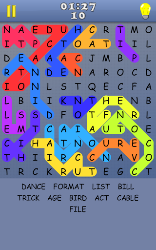 Word Search Puzzle Game 4.3.3 screenshots 8