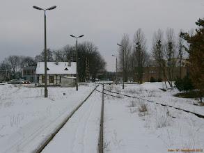 Photo: Torowisko (widok w stronę Olka) {Toruń Północny; 2013-04-02}