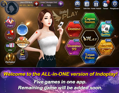 Game IndoPlay All-in-One APK for Windows Phone