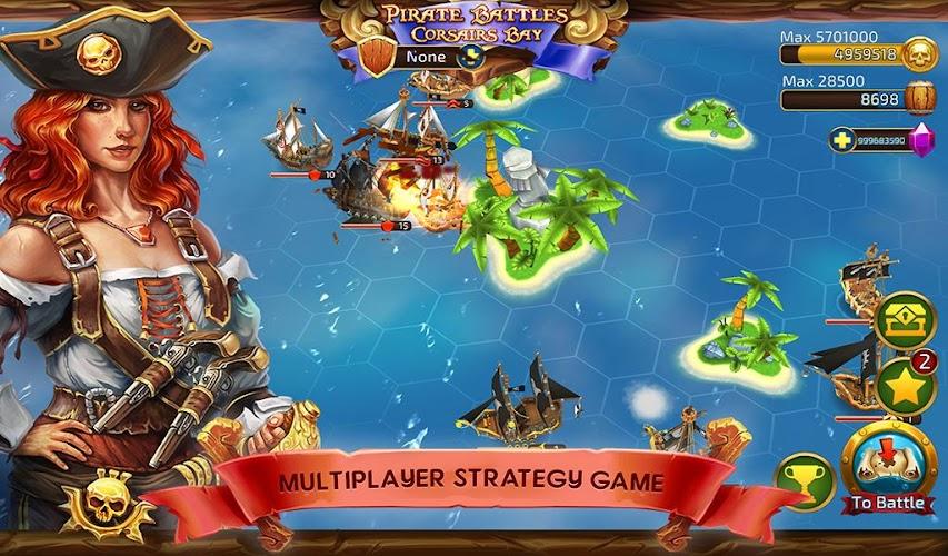 Download Pirate Battles: Corsairs Bay APK latest version