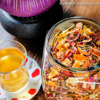 Dried Fruit Tea Recipes.