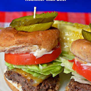 Best Bison Burgers