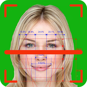Face analysis golden ratio face android apps on google play face analysis golden ratio face ccuart Image collections