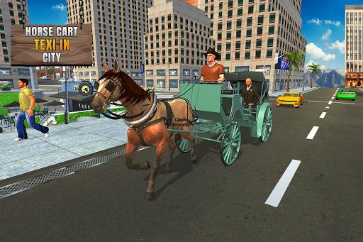 Flying Horse Taxi City Transport: Horse Games 2020 2.2 screenshots 10