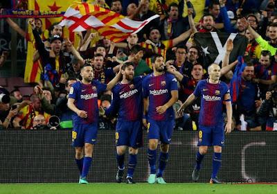 Le nouveau maillot extérieur du Barça