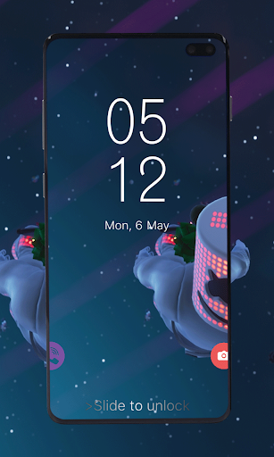 Marshmello Wallpapers Lockscreen App Report On Mobile Action