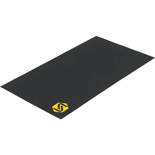 Saris Trainer Mat, Protects Floors