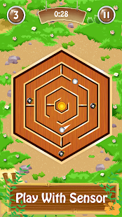 Classic Maze Ball- screenshot thumbnail