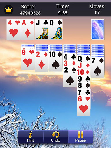Solitaire apkpoly screenshots 6