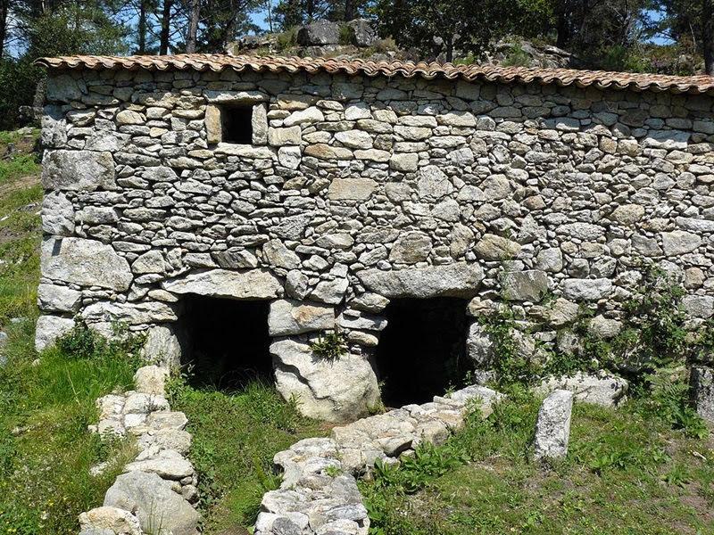 Os moinhos em cascata de Folón e Picón