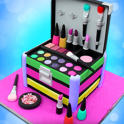Make Up Cosmetic Box Cake Maker -Best Cooking Game Android APK Download Free By Didigame