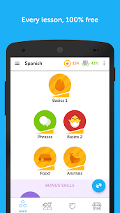 Duolingo: Learn Languages Free v3.106.3 [Mod] APK 2