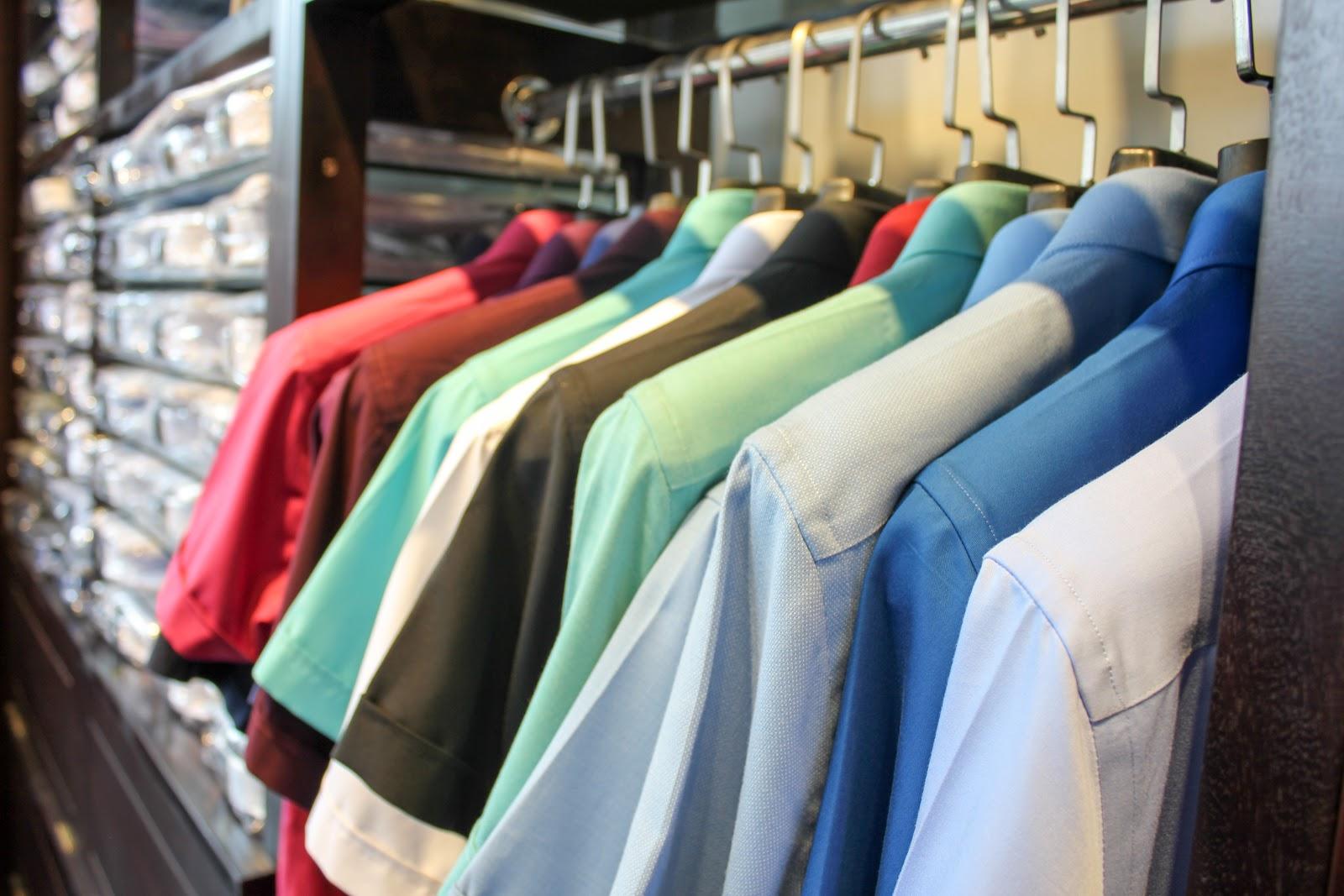 TQQ - Địa chỉ cung cấp áo sơ mi nam trơn hàng đầu trên thị trường hiện nay