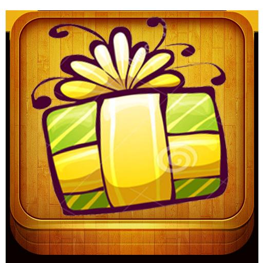 圣诞老人的礼物游戏 冒險 App LOGO-APP開箱王