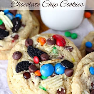 Snack Attack Chocolate Chip Cookies.