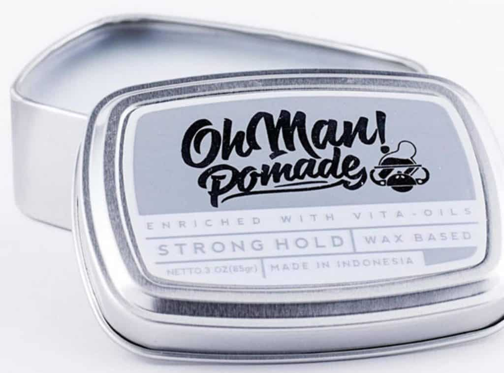 oh man pomade