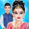 Indian Wedding -  Indian Royal Girl Makeover APK