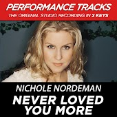 Never Loved You More (Performance Tracks) - EP