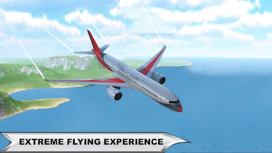 City Airplane Pilot Flight Mod Apk 2.27 [Unlimited Money] 6