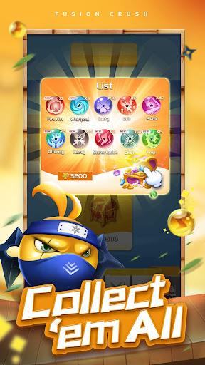 Fusion Crush u30d5u30e5u30fcu30afu30e9 android2mod screenshots 13