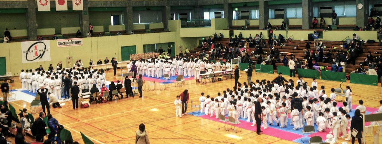 第7回真勇カップ<br/>東日本ジュニア空手道選手権大会