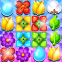 Garden Dream Life: Flower Match 3 Puzzle icon