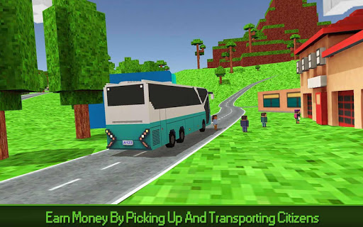 City Bus Simulator Craft PRO 1.5 screenshots 4