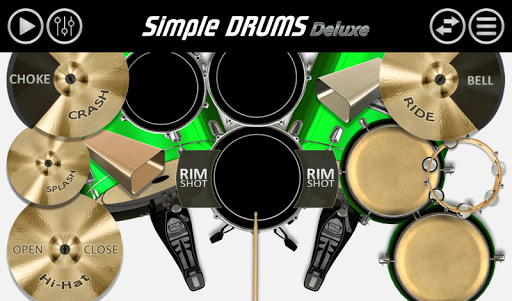 Simple Drums - Deluxe 1.4.4 screenshots 4