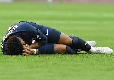 """""""Neymar n'est pas un bon exemple, il triche, fait semblant"""""""