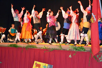 Photo: 14 - Jotas chantées et dansées