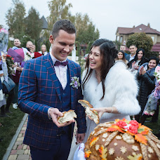 Wedding photographer Andrey Bobrovskiy (Bobrowski). Photo of 07.11.2017