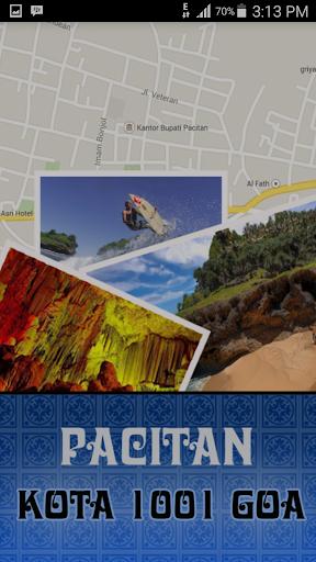 Pacitan Tourism