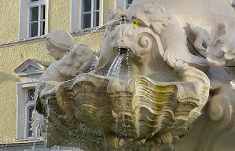 Photo: Wittelsbacherbrunnen, Detail