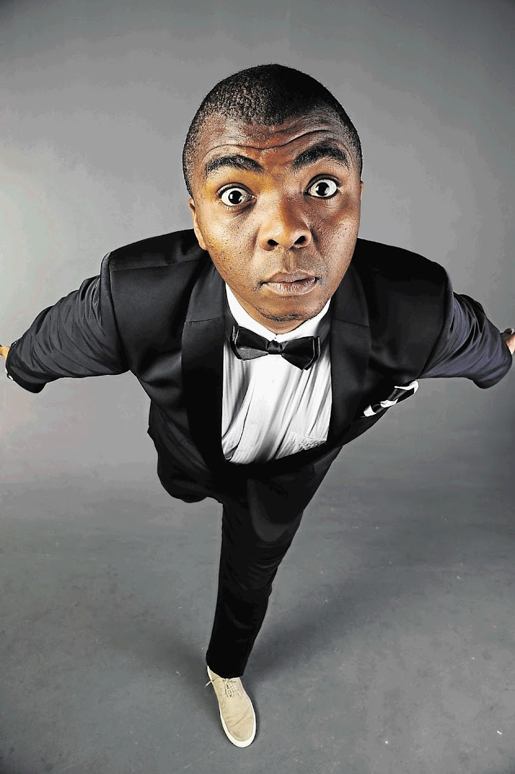 Loyiso Gola's show 'Unlearning' is on this weekend.