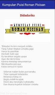 Kumpulan Puisi Roman Picisan - náhled