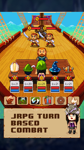 Knights of Pen & Paper 2  screenshots 1