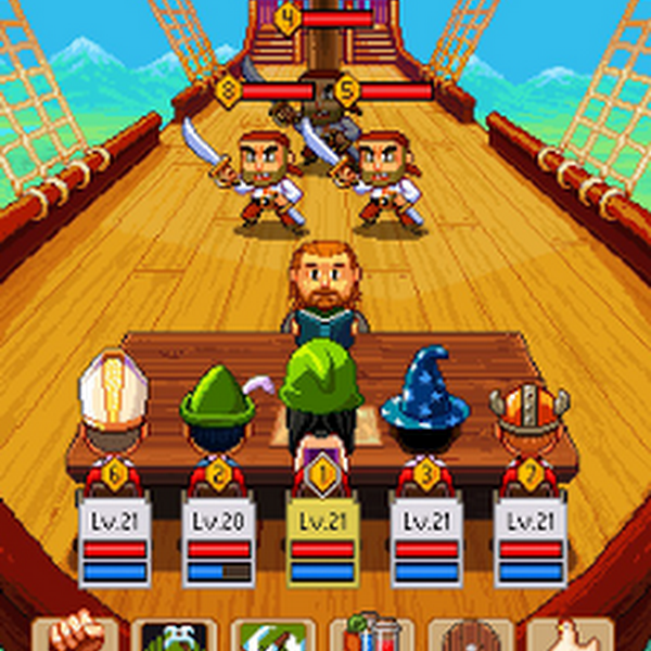 Knights of Pen & Paper 2 v2.5.65 [Mods]